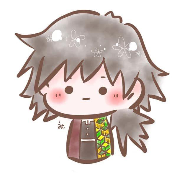 Ngắm nhân vật Kimetsu no Yaiba theo phong cách búp bê ngộ nghĩnh cưng hết nấc - Ảnh 11.
