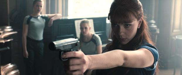 Black Widow sẽ hồi tưởng lại thời Natasha mái ngố?