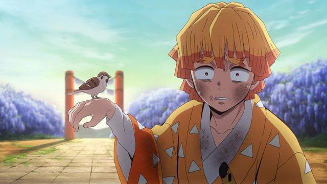 Top 5 nhân vật là thỏi nam châm hút fan Kimetsu no Yaiba, người quá dễ thương, kẻ giỏi tấu hài - Ảnh 2.