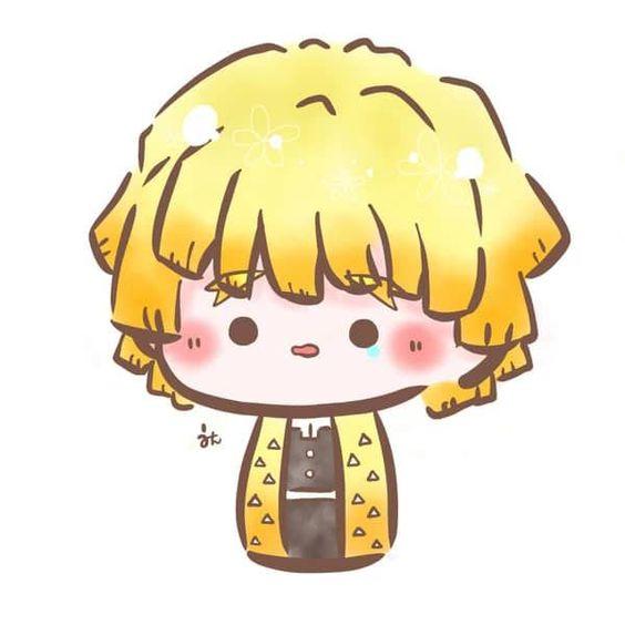 Ngắm nhân vật Kimetsu no Yaiba theo phong cách búp bê ngộ nghĩnh cưng hết nấc - Ảnh 2.