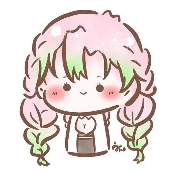 Ngắm nhân vật Kimetsu no Yaiba theo phong cách búp bê ngộ nghĩnh cưng hết nấc - Ảnh 8.