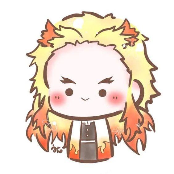 Ngắm nhân vật Kimetsu no Yaiba theo phong cách búp bê ngộ nghĩnh cưng hết nấc - Ảnh 9.