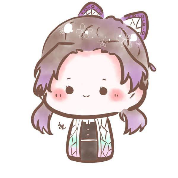 Ngắm nhân vật Kimetsu no Yaiba theo phong cách búp bê ngộ nghĩnh cưng hết nấc - Ảnh 13.