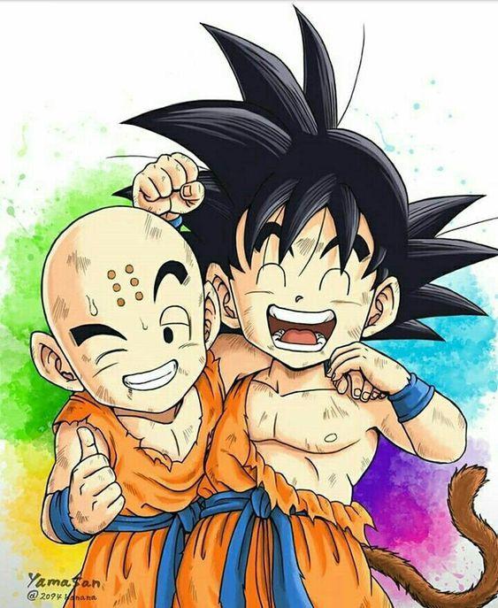 Dragon Ball: 2 chiến binh mạnh nhất Trái Đất Tien Shinhan và Krillin, ai mạnh hơn ai? - Ảnh 2.