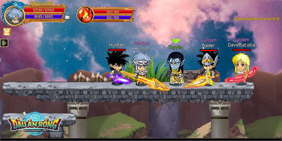 """""""Dấu Ấn Rồng Thiêng"""" - Manga huyền thoại trở lại sau 28 năm: Dai và đồng đội chuẩn bị phá đảo thế giới game? - Ảnh 5."""