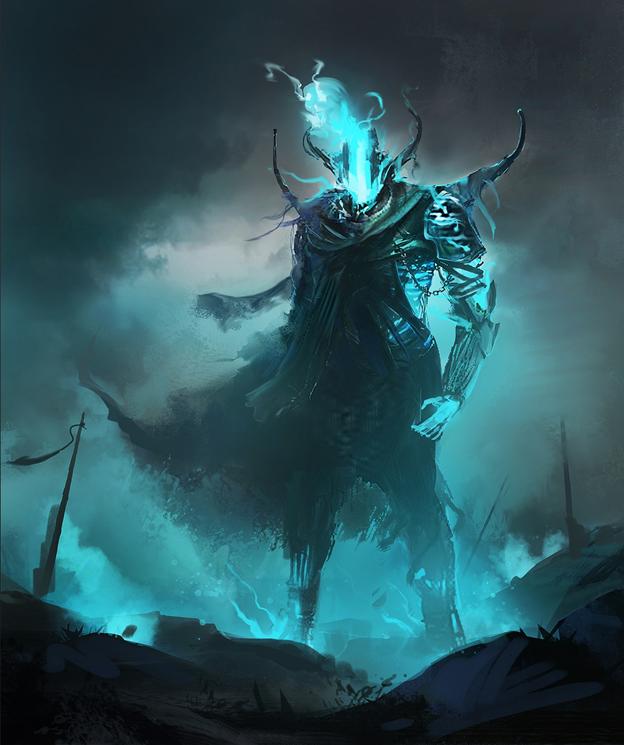 Hé lộ ba vị tướng mới sắp ra mắt LMHT: Vua Vô Danh, bộ đôi Vastaya - Yordle, anh trai của Yasuo bị Darkin nhập thể - Ảnh 3.