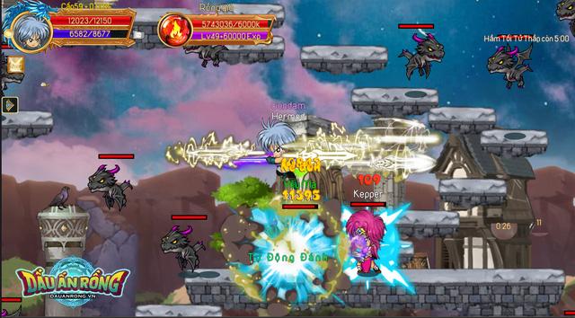 """""""Giết chết game nhập vai chính là chiến lực, cấp Vip"""": Dấu Ấn Rồng tái hiện lối chơi MMORPG chuẩn mực hàng triệu người từng yêu! - Ảnh 11."""