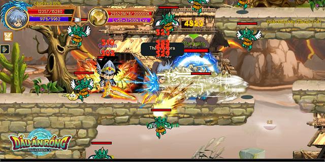 """""""Giết chết game nhập vai chính là chiến lực, cấp Vip"""": Dấu Ấn Rồng tái hiện lối chơi MMORPG chuẩn mực hàng triệu người từng yêu! - Ảnh 4."""