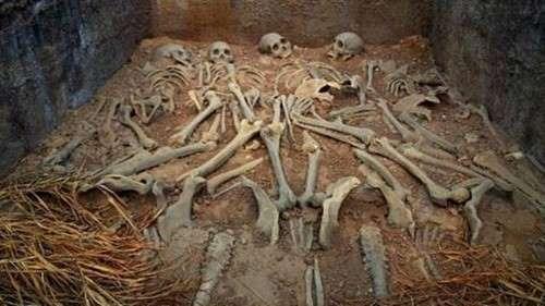 Bí ẩn cạm bẫy siêu trí tuệ của ngôi mộ cổ nguy hiểm nhất thế giới đã chôn vùi 80 kẻ trộm - Ảnh 6.