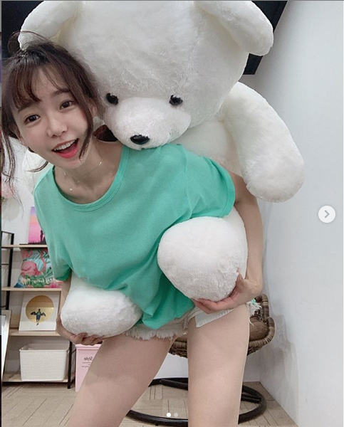 Xuất hiện nữ thần mới của làng streamer Hàn Quốc: Gợi cảm, đa tài, cái gì cũng giỏi - Ảnh 9.