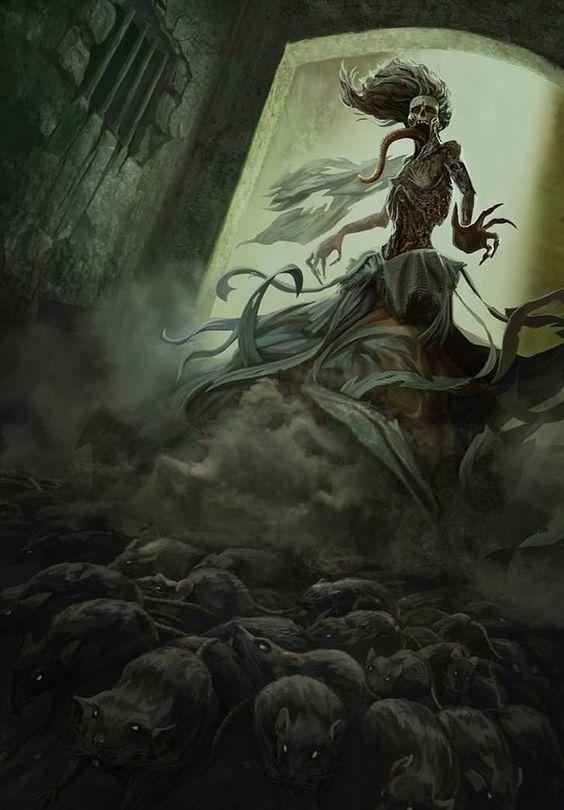 Nguồn gốc thực sự của Ghoul - Ngạ Quỷ: Những con quái vật giả dạng phụ nữ để săn mồi - Ảnh 5.
