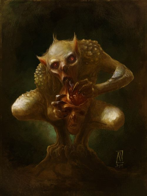 Nguồn gốc thực sự của Ghoul - Ngạ Quỷ: Những con quái vật giả dạng phụ nữ để săn mồi - Ảnh 2.