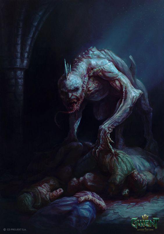 Nguồn gốc thực sự của Ghoul - Ngạ Quỷ: Những con quái vật giả dạng phụ nữ để săn mồi - Ảnh 1.