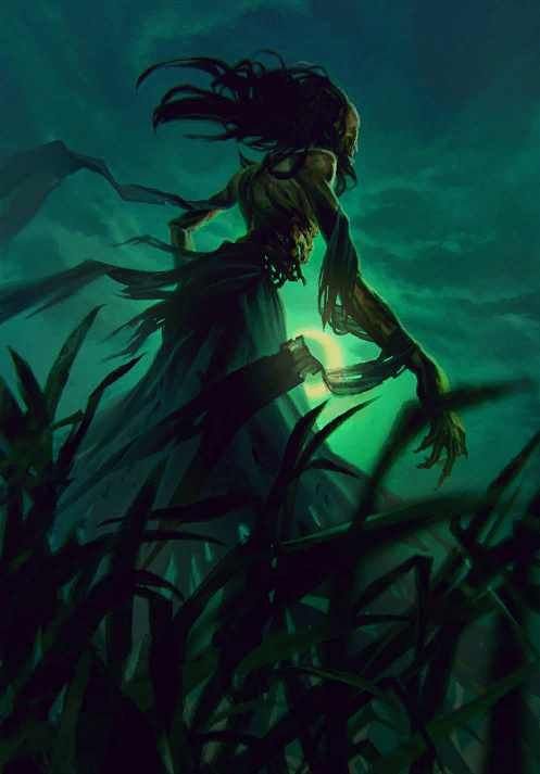 Nguồn gốc thực sự của Ghoul - Ngạ Quỷ: Những con quái vật giả dạng phụ nữ để săn mồi - Ảnh 4.