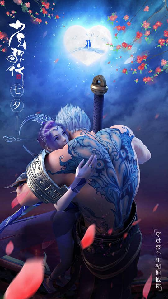 Top phim hoạt hình 3D Trung Quốc ngọt nước và mướt mát nhất, rất nhiều trong số đó đã được chuyển thể thành game - Ảnh 17.