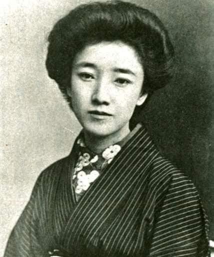 Nhan sắc chim sa cá lặn của các phi tần và người đẹp Nhật Bản cuối thế kỷ 19 - Ảnh 2.
