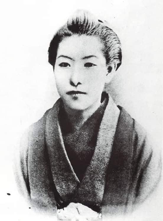 Nhan sắc chim sa cá lặn của các phi tần và người đẹp Nhật Bản cuối thế kỷ 19 - Ảnh 4.