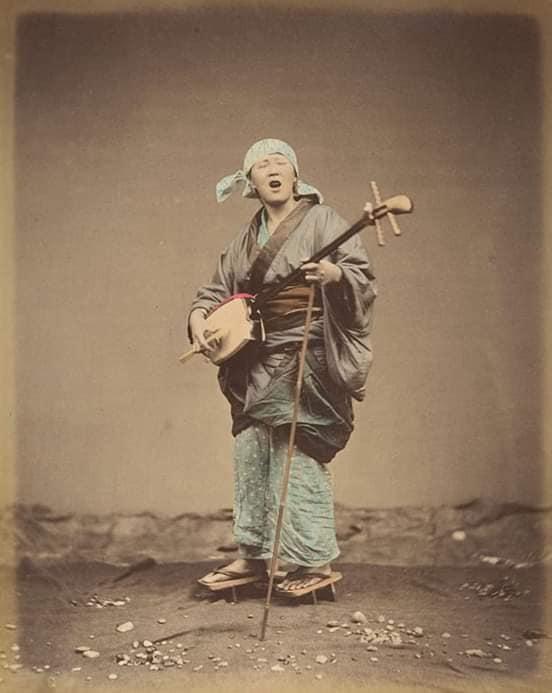 Nhan sắc chim sa cá lặn của các phi tần và người đẹp Nhật Bản cuối thế kỷ 19 - Ảnh 19.