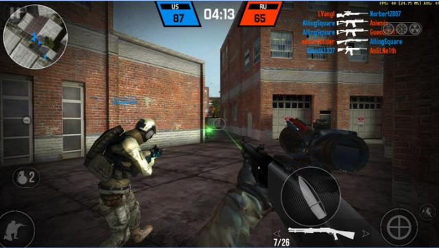 Top 10 game bắn súng đỉnh cao không thể bỏ qua trên mobile (P1) - Ảnh 4.
