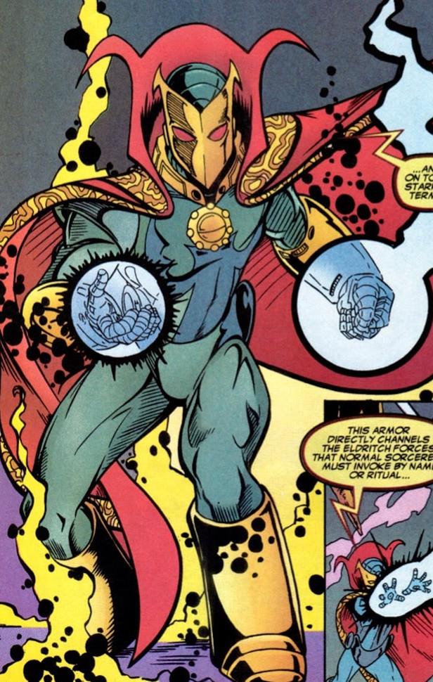 Top 10 bộ giáp siêu bá đạo nhất, ngầu nhất của các Iron Man trong Đa Vũ Trụ (P.1) - Ảnh 2.