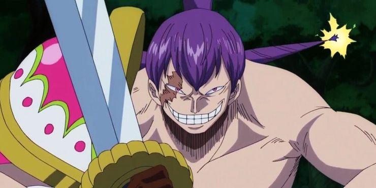 """One Piece: 10 cái tên """"máu mặt"""" nhất trong liên minh Tứ Hoàng Kaido và Big Mom (P1)"""