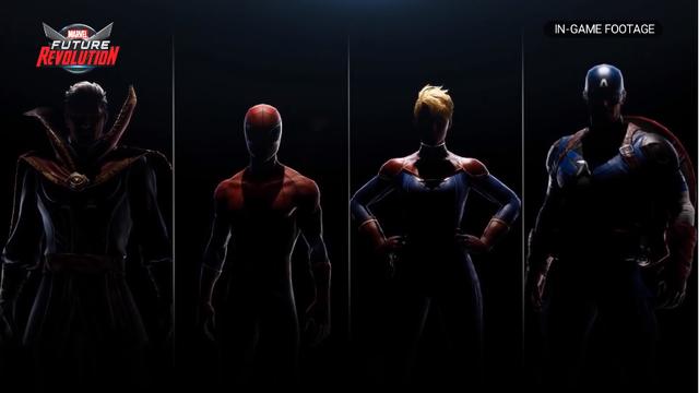 """Danh tính hai trùm phản diện """"siêu kinh điển"""" trong vũ trụ Marvel sẽ xuất hiện trong Marvel: Future Revolution - Ảnh 1."""