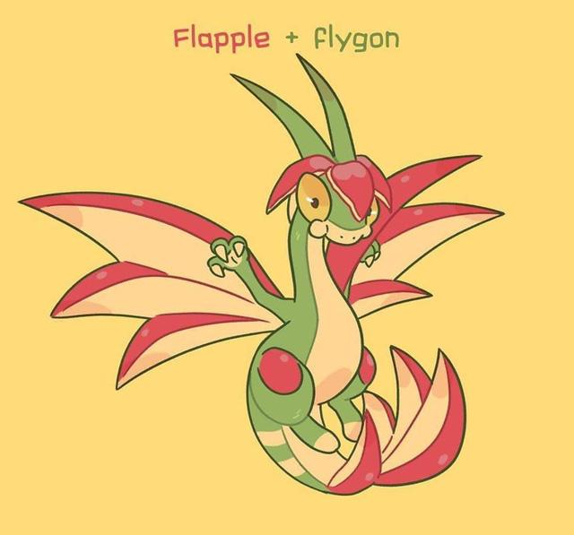 Loạt tranh vẽ Pokemon hợp thể xinh đẹp nhất từ trước tới nay, bạn đã xem chưa? - Ảnh 6.