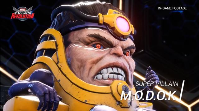 """Danh tính hai trùm phản diện """"siêu kinh điển"""" trong vũ trụ Marvel sẽ xuất hiện trong Marvel: Future Revolution - Ảnh 9."""