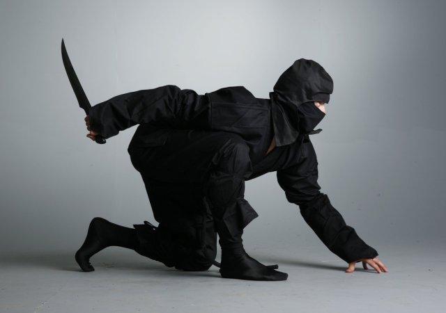 Tất tần tật về Ninja: Những sát thủ áo đen này có giống những gì chúng ta thấy trên phim ảnh? - Ảnh 5.