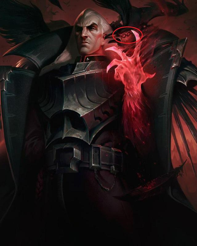 Riot Games ngầm xác nhận rằng Swain là kẻ đã gửi Fiddlesticks tới để hủy diệt Demacia? - Ảnh 4.