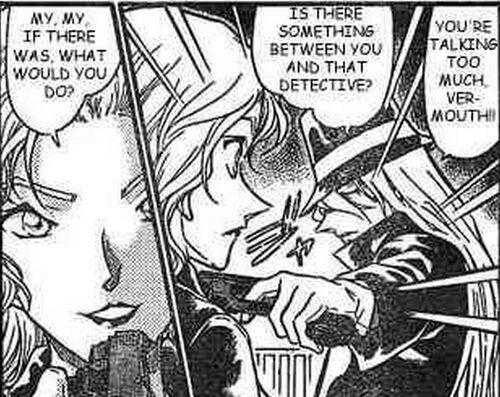 Thuyết âm mưu: Gin và Vermouth trong Thám tử Conan từng có quan hệ tình cảm cực thắm thiết? - Ảnh 4.