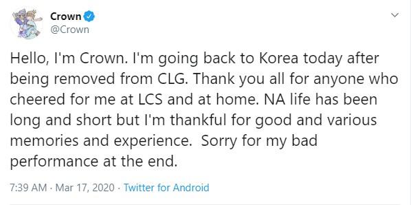 LMHT: Nhà vô địch CKTG 2017 phải bán xới khỏi Bắc Mỹ, trở về Hàn Quốc nhưng tương lai sự nghiệp vẫn vô định - Ảnh 1.