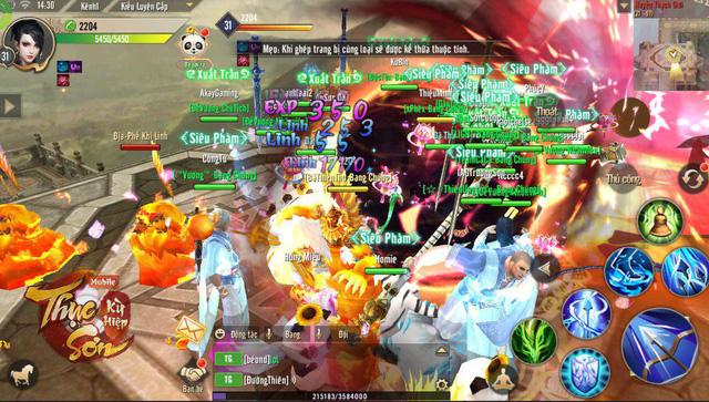 Cộng đồng kỳ quái: Đam mê PK đến mức bị trừ... hàng chục triệu exp, càng đánh càng ba máu sáu cơn - Ảnh 2.