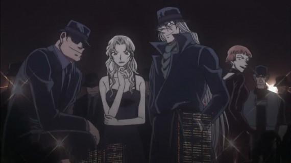 Thuyết âm mưu: Gin và Vermouth trong Thám tử Conan từng có quan hệ tình cảm cực thắm thiết? - Ảnh 1.