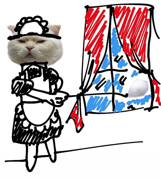 Ai đó yêu cầu vẽ một con mèo theo mẫu và cư dân mạng được dịp chơi tới bến cùng sự sáng tạo - Ảnh 11.
