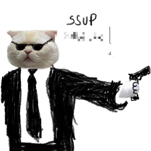Ai đó yêu cầu vẽ một con mèo theo mẫu và cư dân mạng được dịp chơi tới bến cùng sự sáng tạo - Ảnh 20.