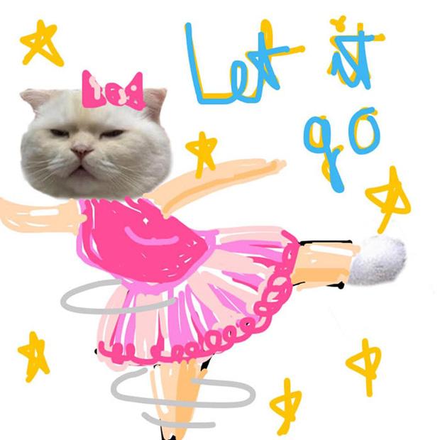Ai đó yêu cầu vẽ một con mèo theo mẫu và cư dân mạng được dịp chơi tới bến cùng sự sáng tạo - Ảnh 8.