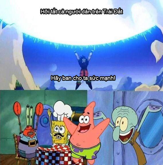 Dragon Ball: Xua tan ảm đạm ngày dịch với loạt meme hài hước không thể nhịn được cười - Ảnh 3.