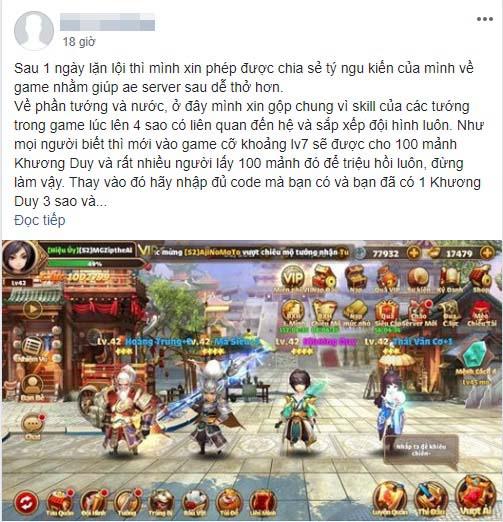 """Vượt mặt nhiều game nhập vai, Tam Quốc Tốc Chiến vinh danh Top 1 BXH: Ai nói thẻ tướng """"kén"""" người chơi? - Ảnh 10."""