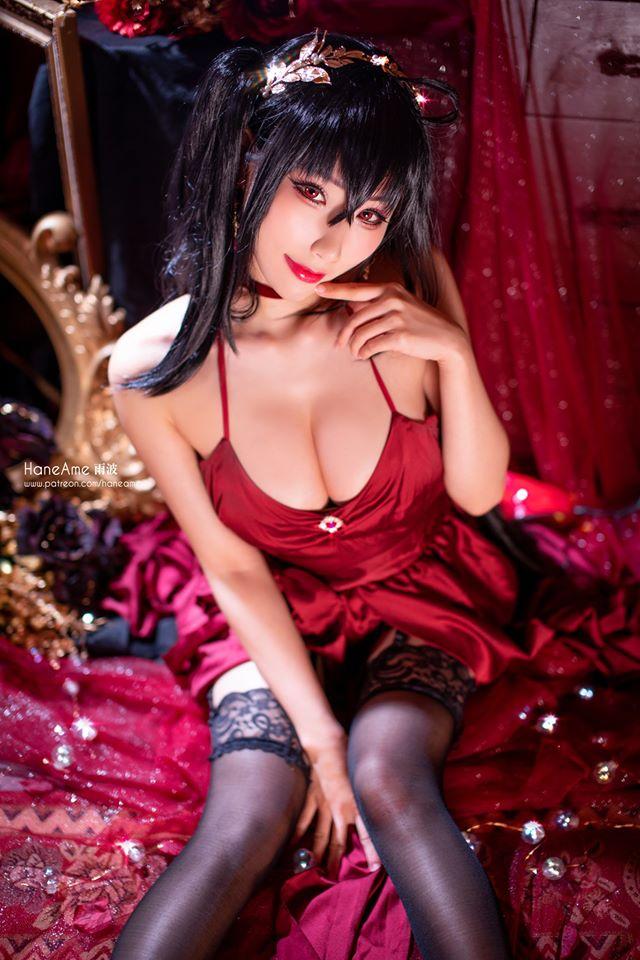 Lịm tim khi ngắm ảnh cosplay nàng waifu nổi tiếng trong tựa game mobile Azur Lane - Ảnh 10.