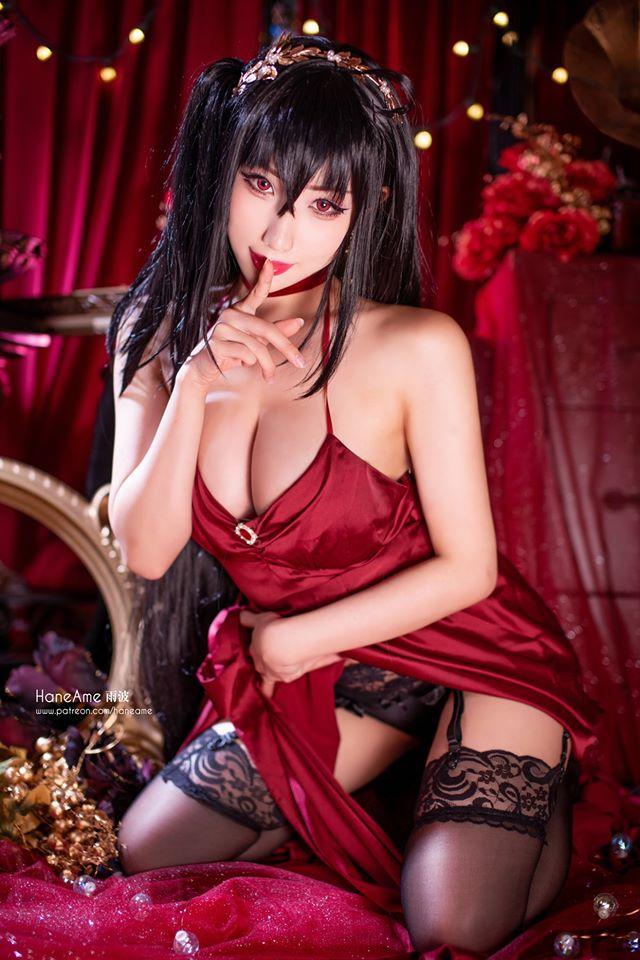 Lịm tim khi ngắm ảnh cosplay nàng waifu nổi tiếng trong tựa game mobile Azur Lane - Ảnh 12.