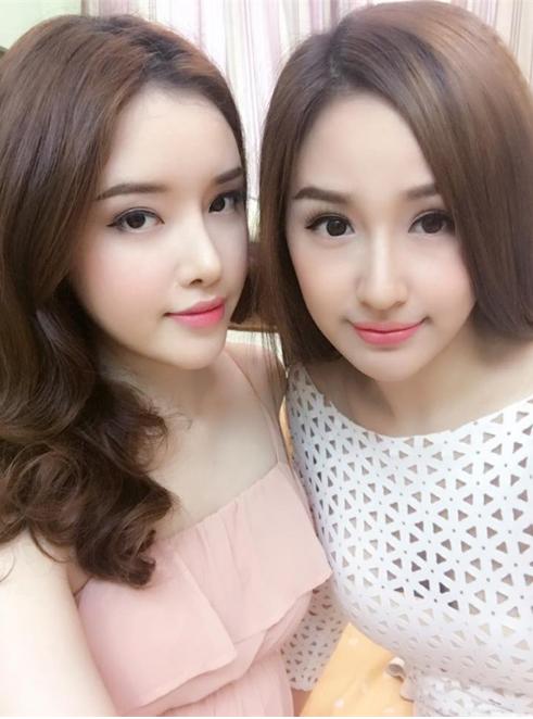 Chiêm ngưỡng vẻ đẹp sắc sảo không thể rời mắt của em gái Hoa hậu Việt Nam 2006 - Ảnh 2.
