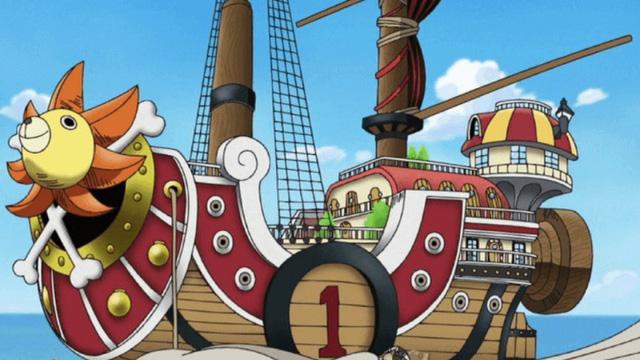 Top 5 con tàu thú vị nhất trong One Piece, điểm chung là đều thuộc về hải tặc - Ảnh 1.