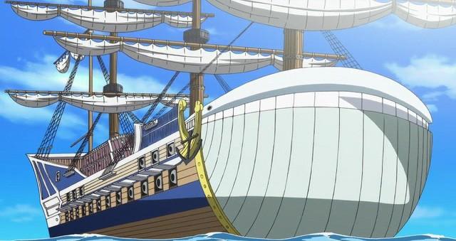 Top 5 con tàu thú vị nhất trong One Piece, điểm chung là đều thuộc về hải tặc - Ảnh 2.