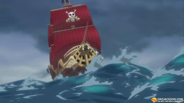 Top 5 con tàu thú vị nhất trong One Piece, điểm chung là đều thuộc về hải tặc - Ảnh 4.