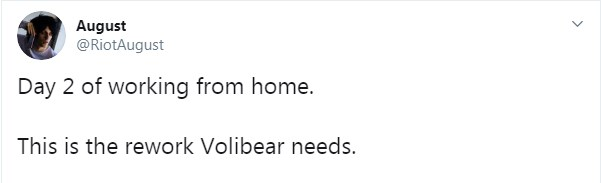 Làm việc online kiểu Riot - Làm lại Volibear bằng cách biến Thần Gấu thành thú cưng của Annie - Ảnh 2.