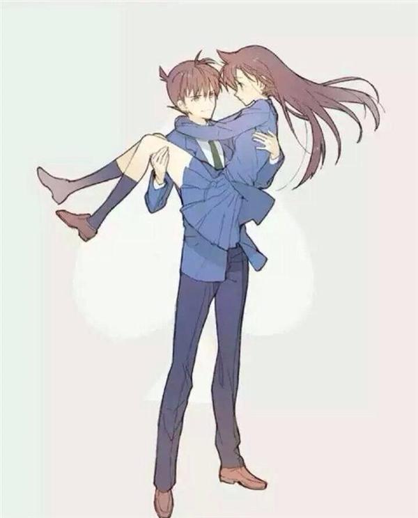 Những cặp đôi trời ban trong thám tử Conan: Không phải Ran - Shinichi, đây mới là cặp được yêu thích nhất! - Ảnh 1.