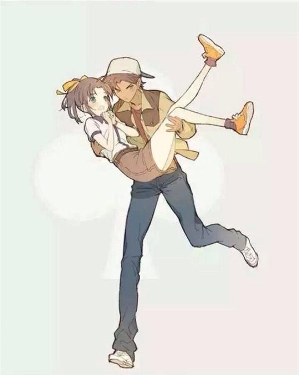 Những cặp đôi trời ban trong thám tử Conan: Không phải Ran - Shinichi, đây mới là cặp được yêu thích nhất! - Ảnh 2.
