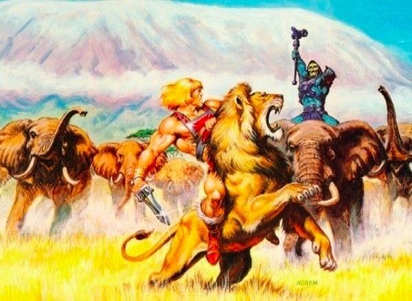 Tại sao nhân loại không thuần hóa hổ hay sư tử để làm gia súc hay thú cưỡi Photo-1-1584878137205771894346