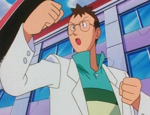 Những chi tiết hay ho mà bạn chưa biết về các vị giáo sư của thế giới Pokemon - Ảnh 3.